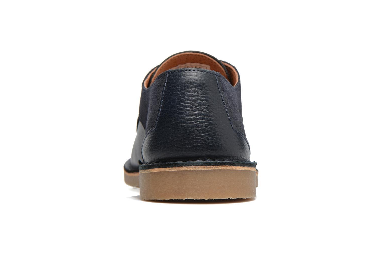 Royce Derby New shoe Dark Sapphire