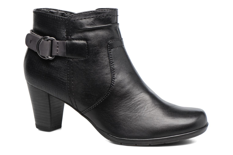 Bottines et boots Jana shoes Suzy Noir vue détail/paire