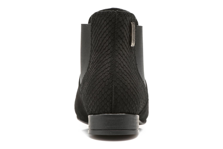Bottines et boots Les Tropéziennes par M Belarbi Paradizo Noir vue droite