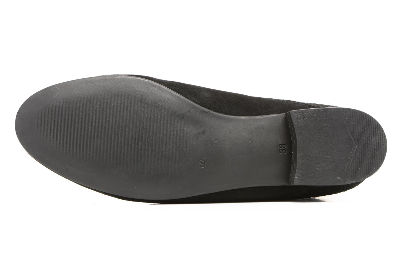 Bottines et boots Les Tropéziennes par M Belarbi Paradizo Noir vue haut