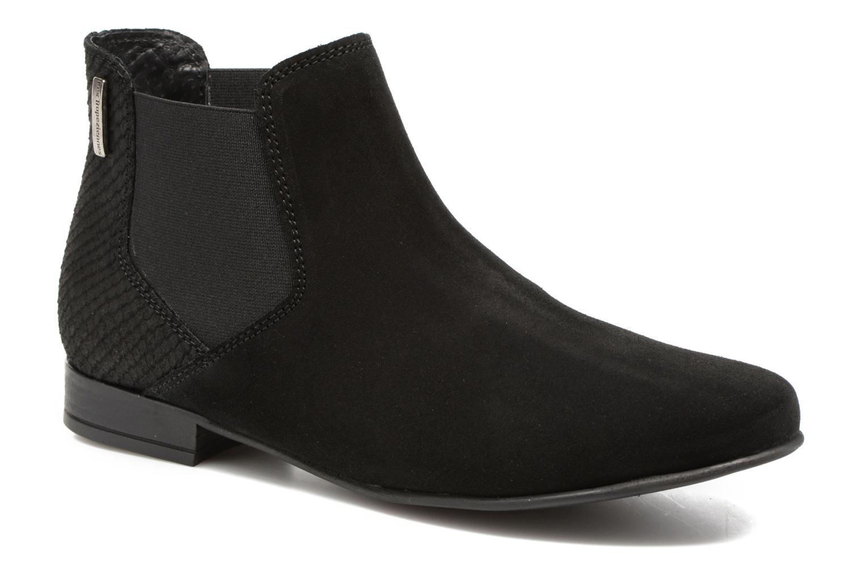 Bottines et boots Les Tropéziennes par M Belarbi Paradizo Noir vue détail/paire