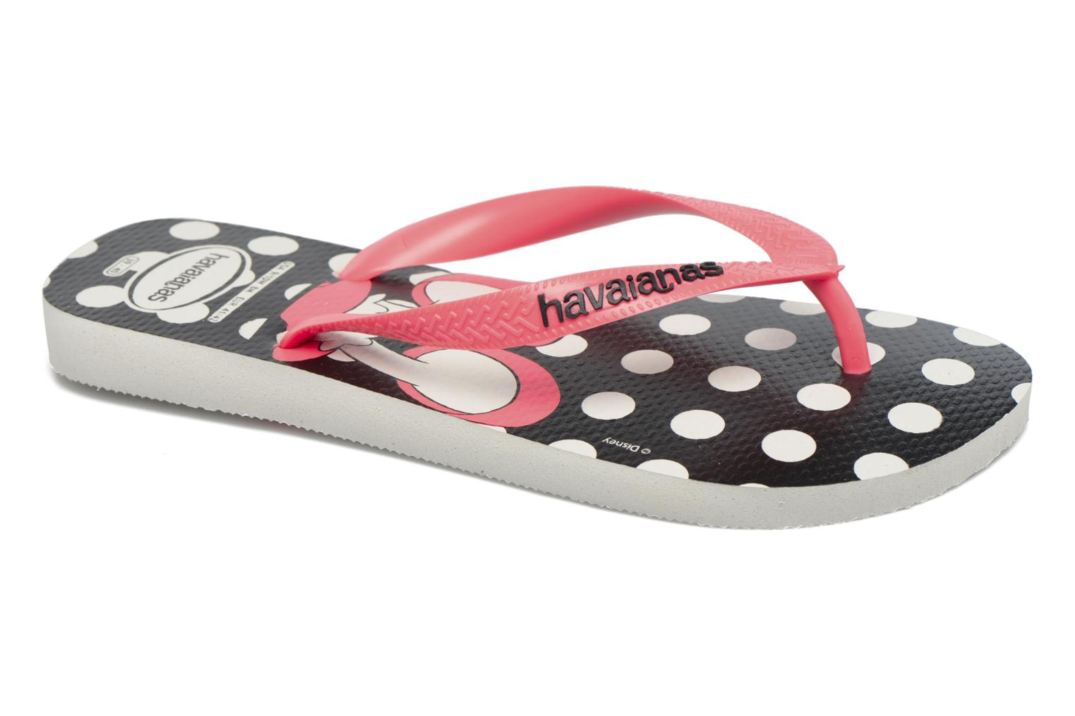 Tongs Havaianas HAV. DISNEY STYLISH Noir vue détail/paire