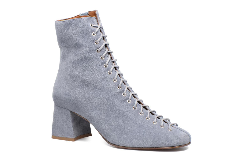 Grandes descuentos últimos zapatos By Far Becca (Azul) - Botines  Descuento
