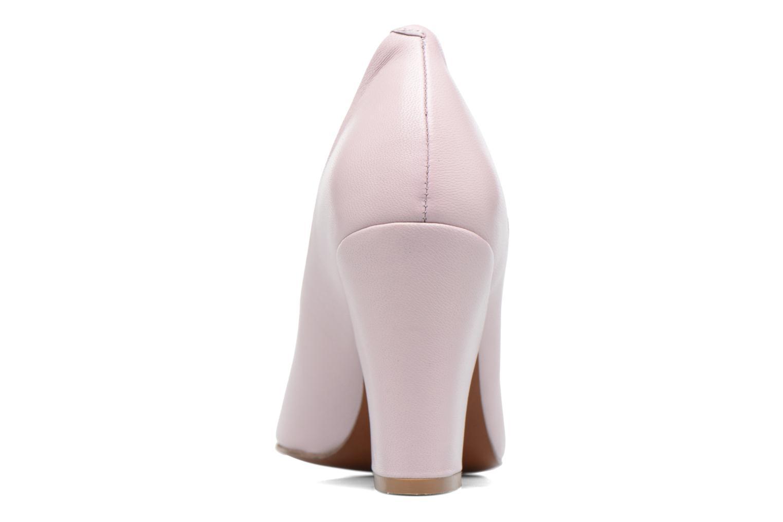 Niki Pump Lilac Leather