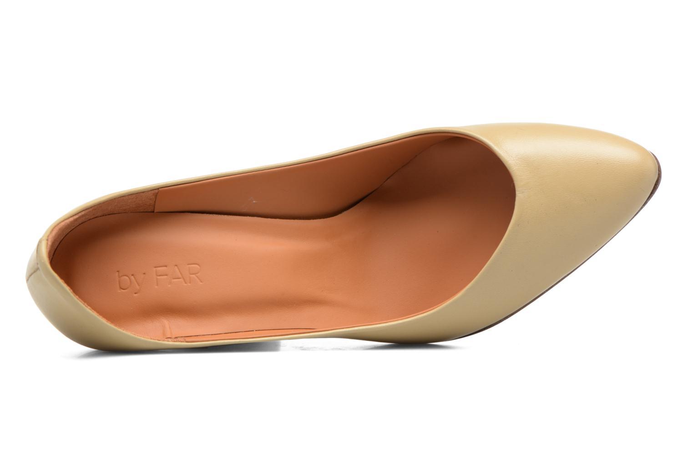 Niki Pump Cream Leather