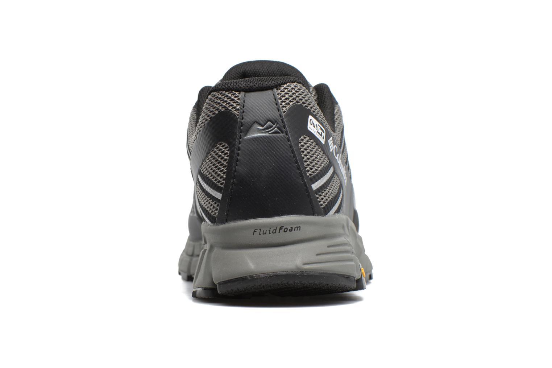 Chaussures de sport Columbia Mojave Trail Outdry Noir vue droite