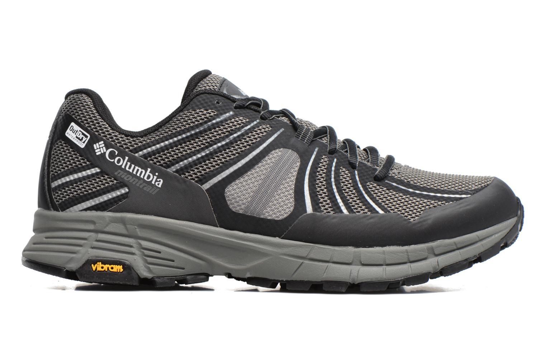 Chaussures de sport Columbia Mojave Trail Outdry Noir vue derrière