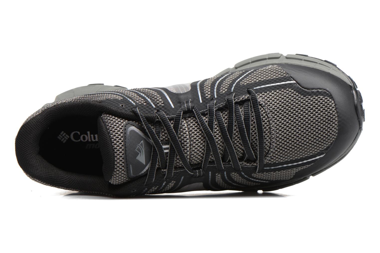 Chaussures de sport Columbia Mojave Trail Outdry Noir vue gauche