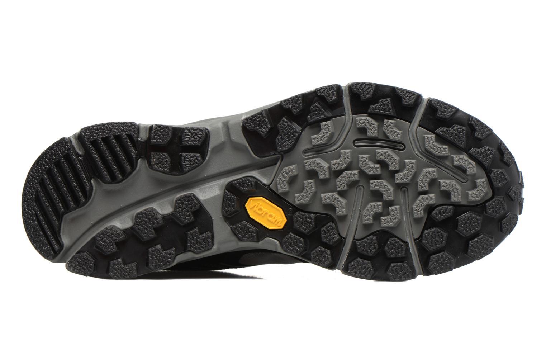Chaussures de sport Columbia Mojave Trail Outdry Noir vue haut