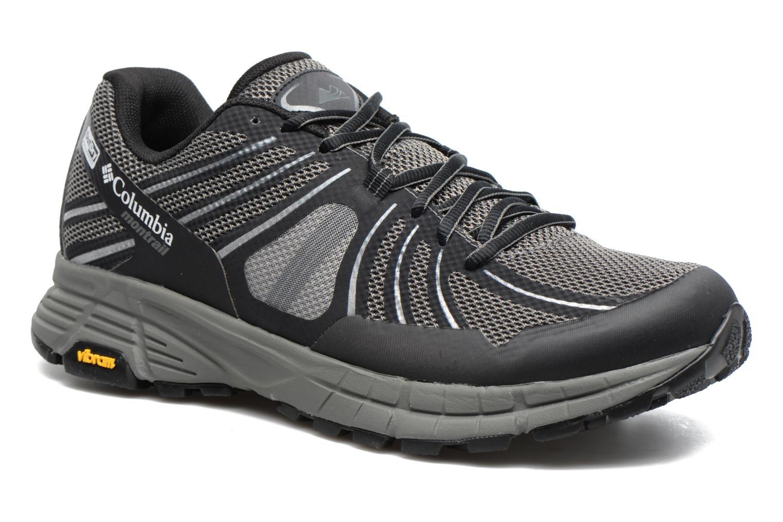 Chaussures de sport Columbia Mojave Trail Outdry Noir vue détail/paire