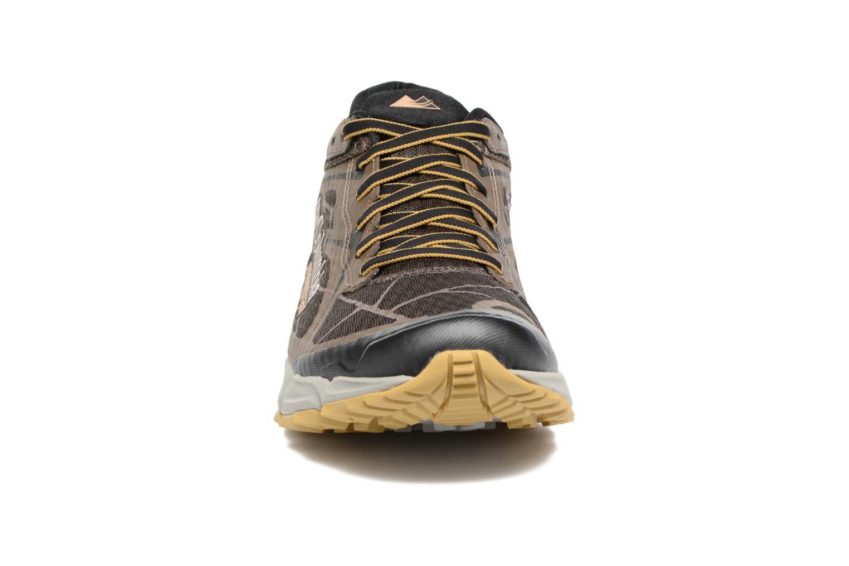 Chaussures de sport Columbia Caldorado II Outdry Marron vue portées chaussures