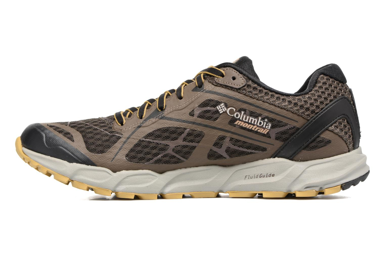 Chaussures de sport Columbia Caldorado II Outdry Marron vue face