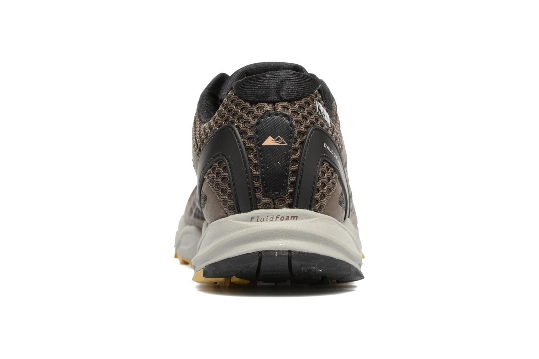 Chaussures de sport Columbia Caldorado II Outdry Marron vue droite