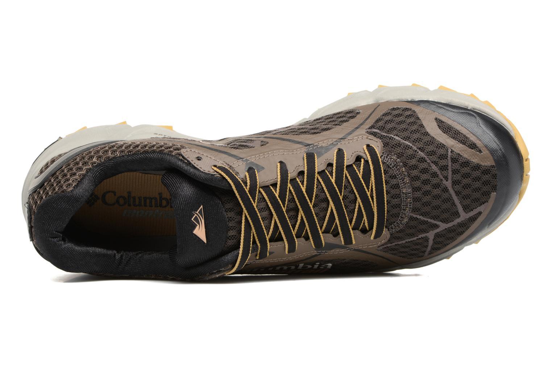 Chaussures de sport Columbia Caldorado II Outdry Marron vue gauche