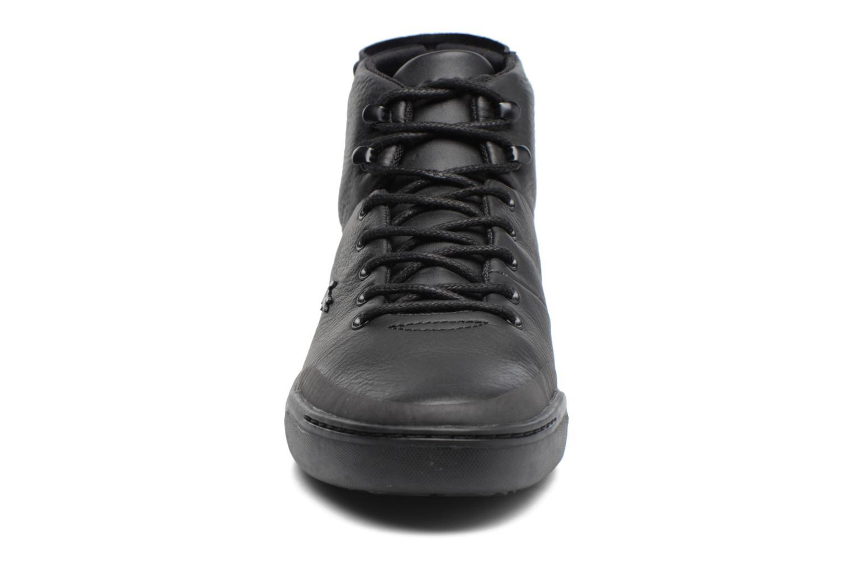 Baskets Lacoste EXPLORATEUR CLASSIC 317 1 Noir vue portées chaussures