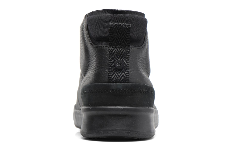 Baskets Lacoste EXPLORATEUR CLASSIC 317 1 Noir vue droite
