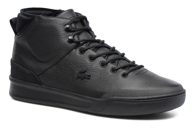 Chaussures De Sport Haute Classique 317 Premier Explorateur Cam Lacoste Noir LmSiZr