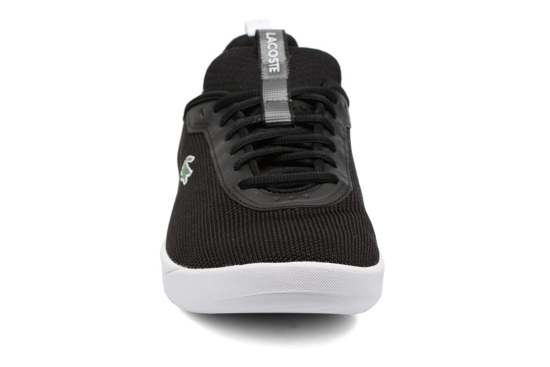 Baskets Lacoste LT SPIRIT 2.0 317 1 Noir vue portées chaussures