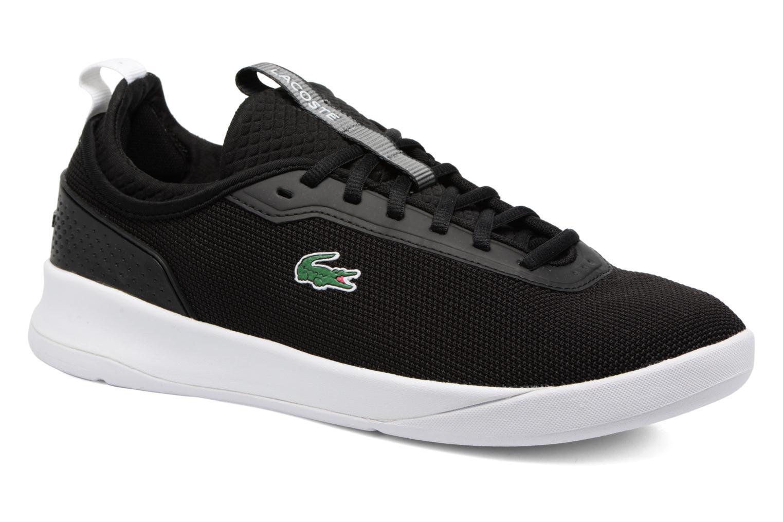 Lacoste LT Spirit 2.0 317 Noir - Chaussures Basket Homme