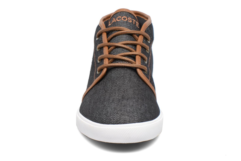 Baskets Lacoste AMPTHILL 317 1 H Noir vue portées chaussures