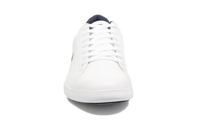 Sneakers Lacoste GRADUATE LCR3 SPM Wit model