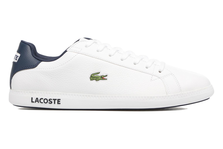 Sneakers Lacoste GRADUATE LCR3 SPM Wit achterkant