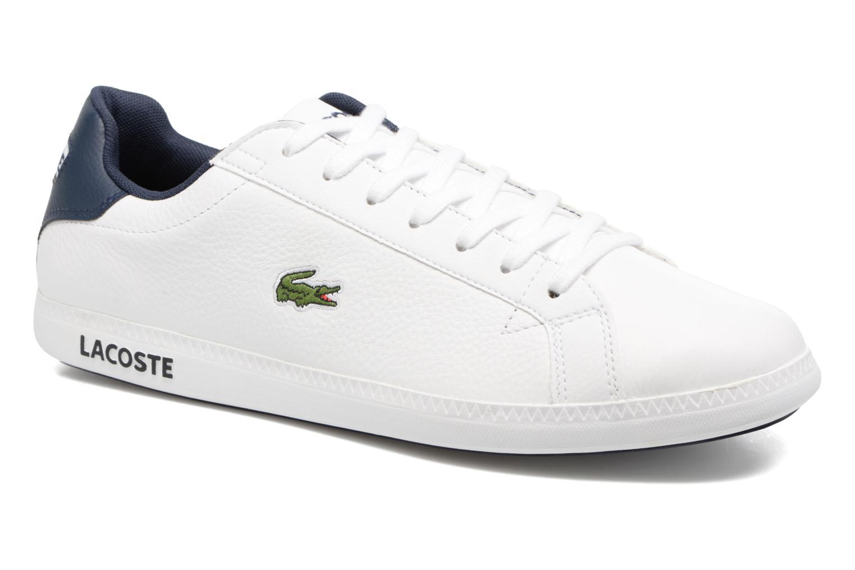 Sneakers Lacoste GRADUATE LCR3 SPM Wit detail