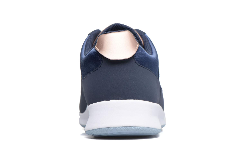 Baskets Lacoste Chaumont Lace 317 1 Bleu vue droite