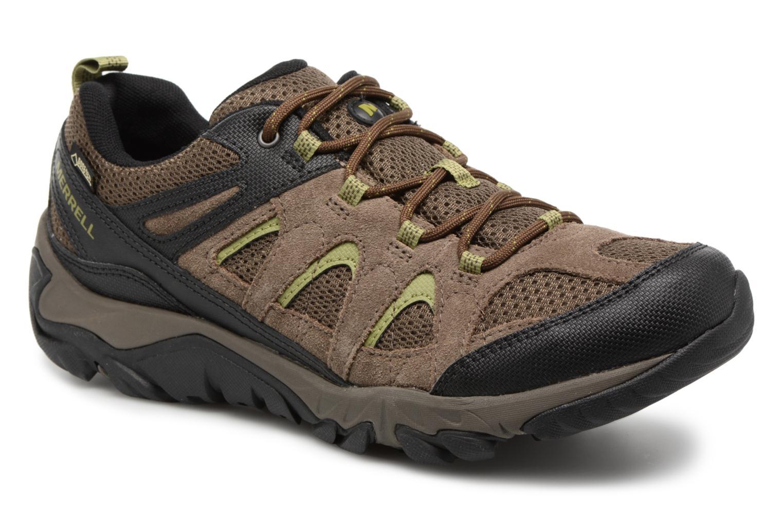 Merrell Outmost Vent Gtx (Marron) - Chaussures de sport chez Sarenza (318956)