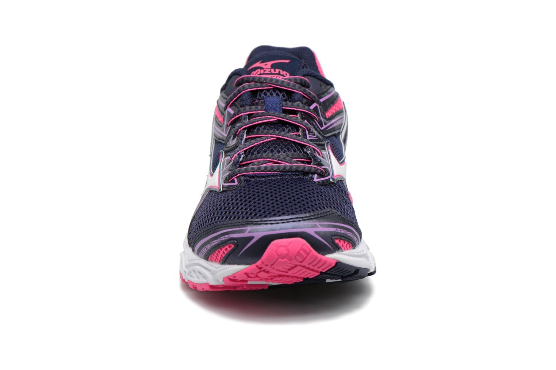 Chaussures de sport Mizuno WAVE PRODIGY (W) Violet vue portées chaussures