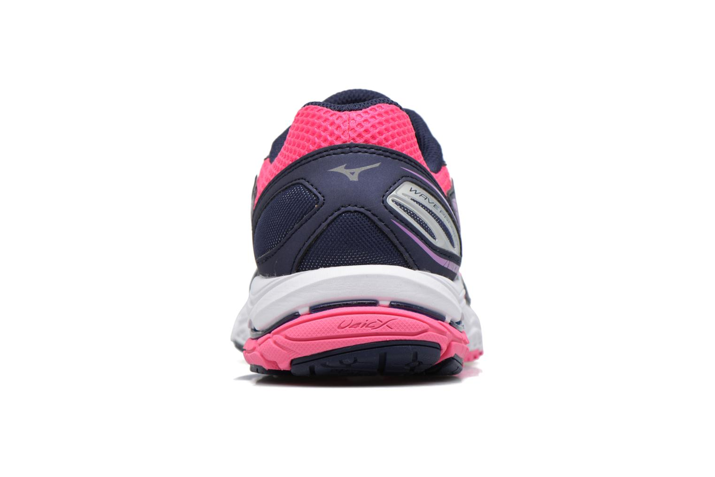 Chaussures de sport Mizuno WAVE PRODIGY (W) Violet vue droite