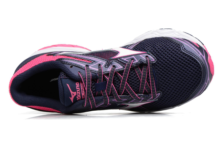 Chaussures de sport Mizuno WAVE PRODIGY (W) Violet vue gauche
