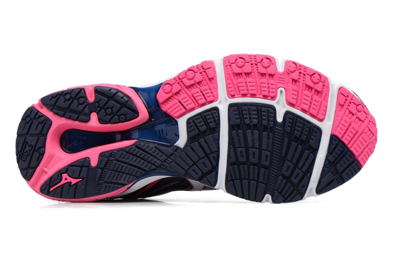 Chaussures de sport Mizuno WAVE PRODIGY (W) Violet vue haut