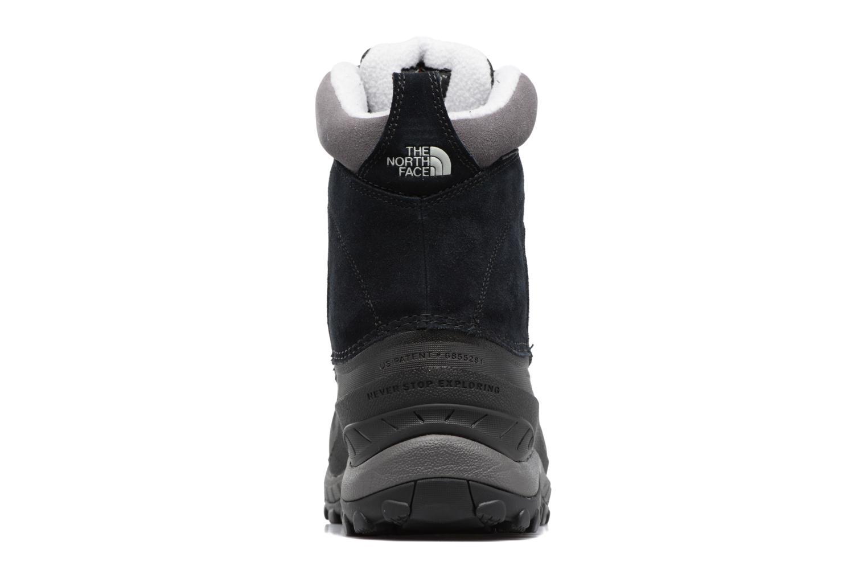 Chaussures de sport The North Face Chilkat III Noir vue droite