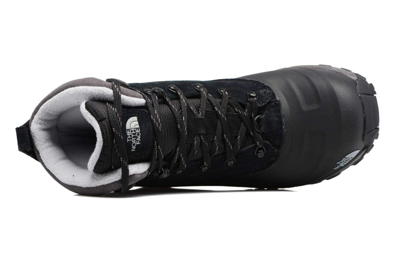 Chaussures de sport The North Face Chilkat III Noir vue gauche