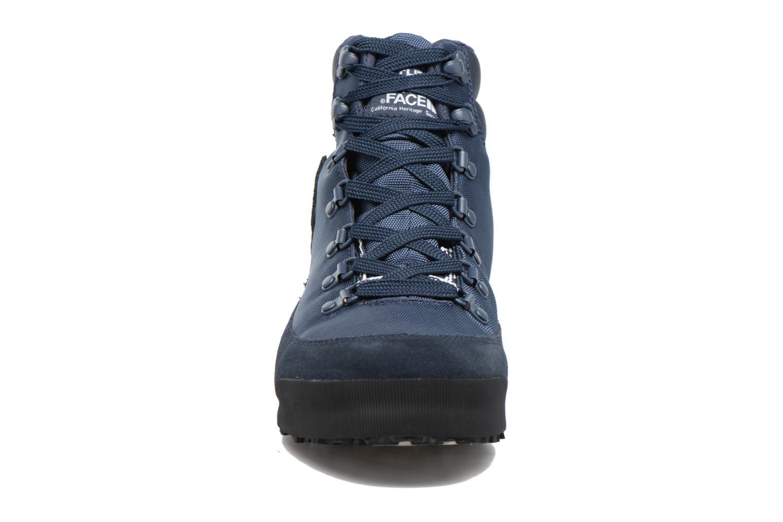 Chaussures de sport The North Face Back-To-Berkeley NL Bleu vue portées chaussures