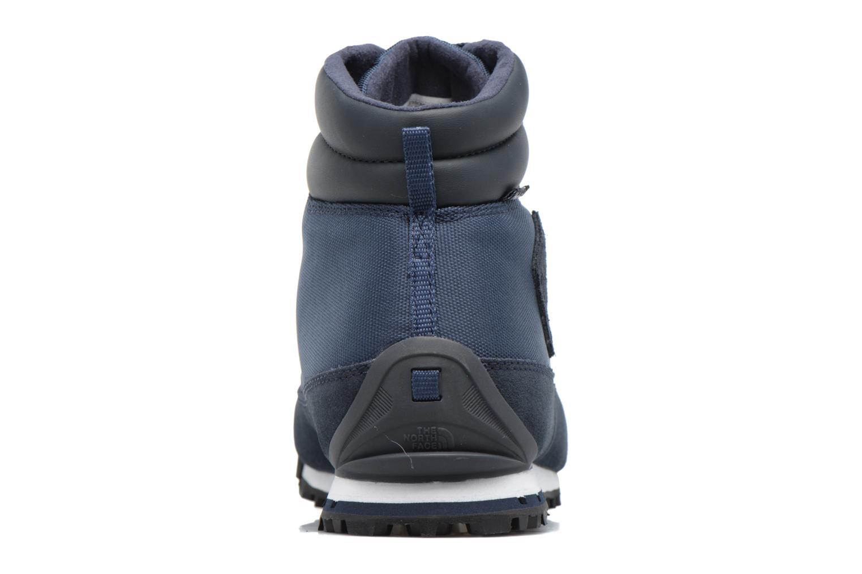 Chaussures de sport The North Face Back-To-Berkeley NL Bleu vue droite