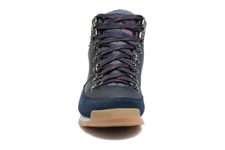 Chaussures de sport The North Face Back-To-Berkeley Redux Bleu vue portées chaussures