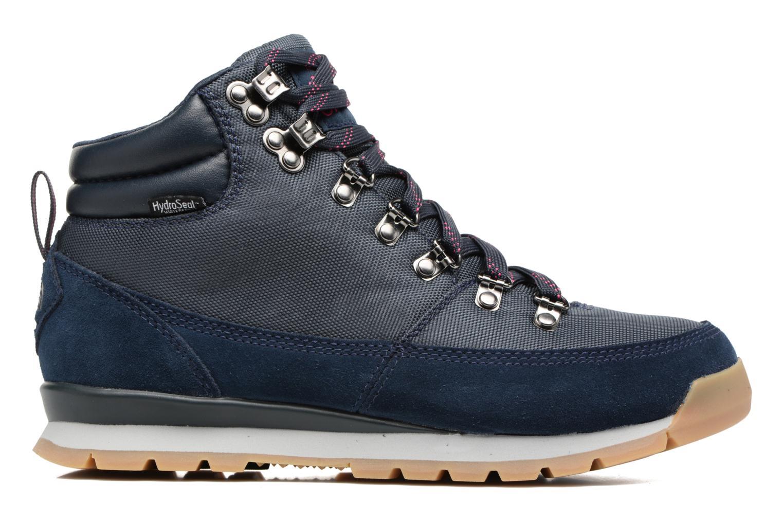 Chaussures de sport The North Face Back-To-Berkeley Redux Bleu vue derrière