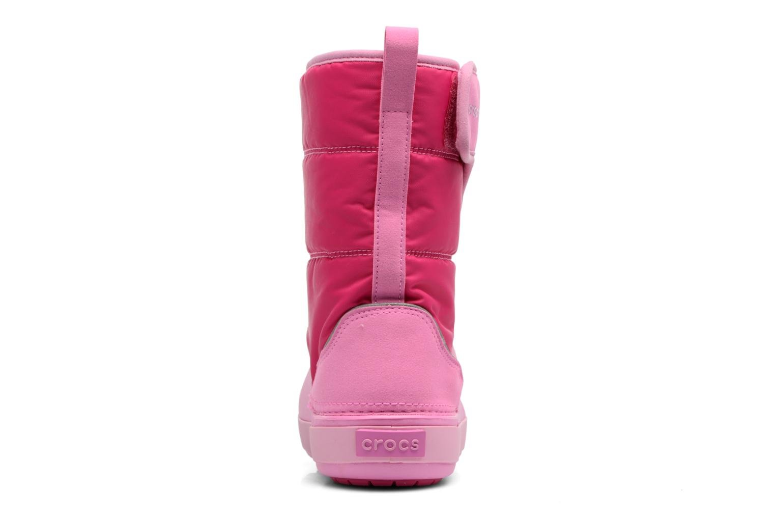 LodgPoint Snow Boot K Candy Pink/Party Pink