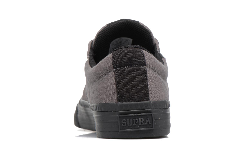 Baskets Supra Stacks II Vulc Hf Gris vue droite