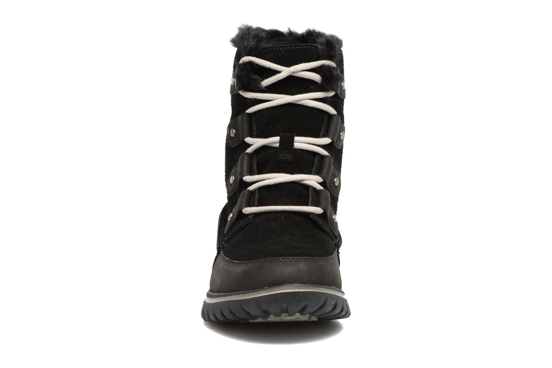 Chaussures de sport Sorel Cozy Joan Noir vue portées chaussures