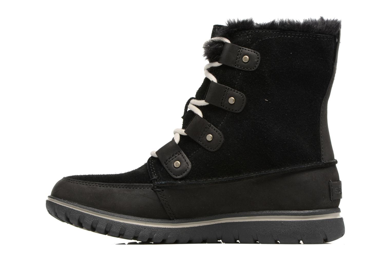 Chaussures de sport Sorel Cozy Joan Noir vue face