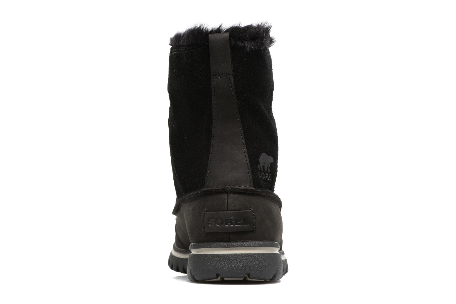 Sport shoes Sorel Cozy Joan Black view from the right