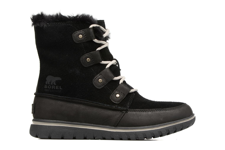 Chaussures de sport Sorel Cozy Joan Noir vue derrière