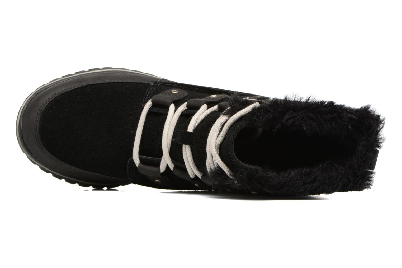 Chaussures de sport Sorel Cozy Joan Noir vue gauche