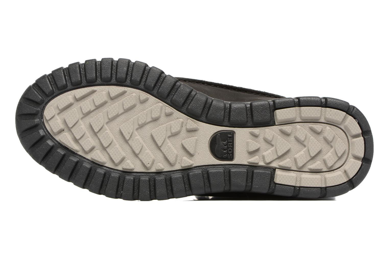 Chaussures de sport Sorel Cozy Joan Noir vue haut