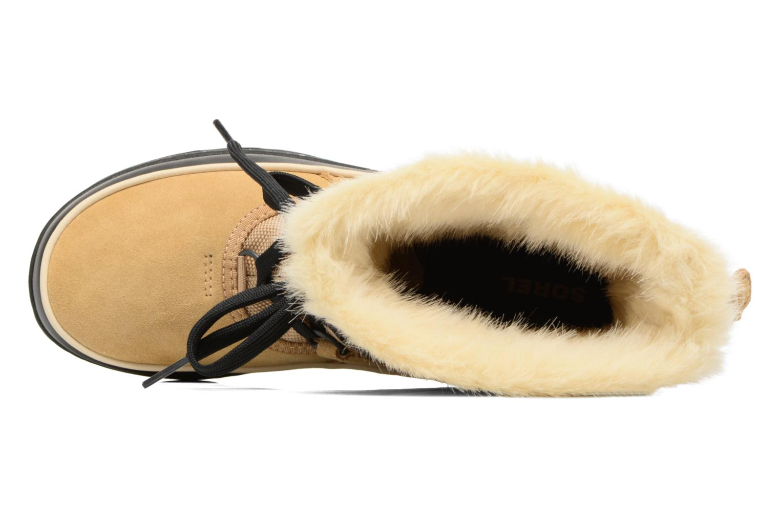 Sport shoes Sorel Torino Beige view from the left