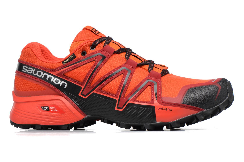 Chaussures de sport Salomon Speedcross Vario 2 Gtx Rouge vue derrière