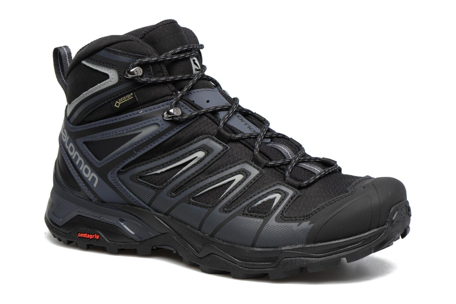 X Ultra 3 Mid Gtx Black/India Ink/Monument